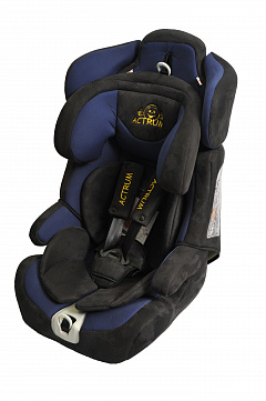 MERCURY Isofix 9-36 BLACK/BLUE фото